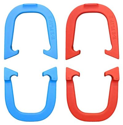 EZ Flip II Two Pair pitching horseshoes