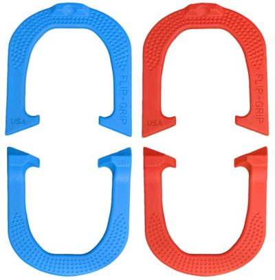 Flip Grip 2 pairs set of pitching horseshoes