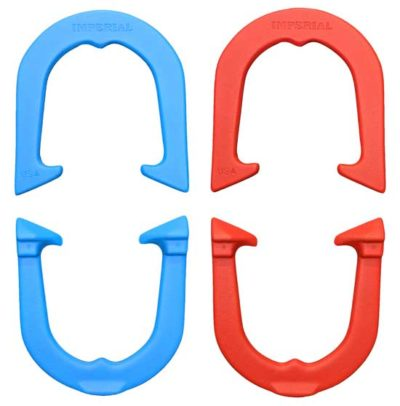 Imperial Two Pair Set of pitching horseshoes