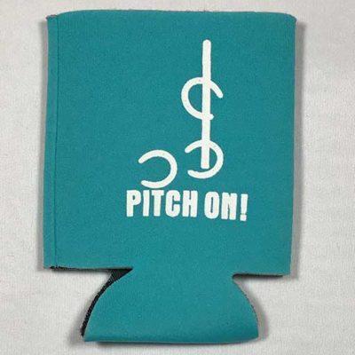 "NHPA ""Pitch On!"" Drink Insulator"