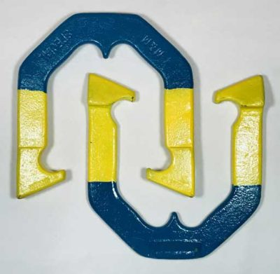 M&M Special pitching horseshoe