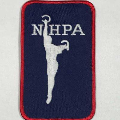 NHPA Logo Patch