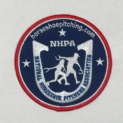 NHPA Logo Patch (new logo)