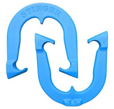 Imperial Stinger blue pitching horseshoe
