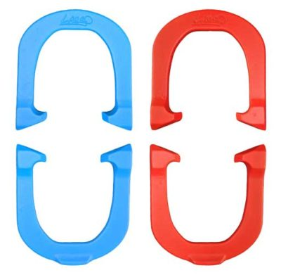 Lasso Two Pair Set pitching horseshoes