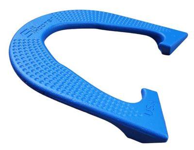 Six Shooter 2019 Blue Angled pitching horseshoe