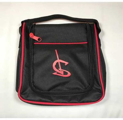 Compact Horseshoe Bag Front