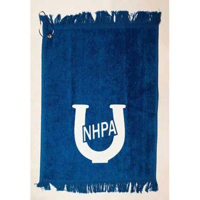NHPA Horseshoe Towel