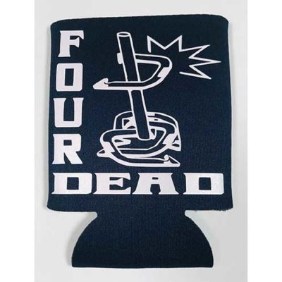 Four Dead Drink Insulator